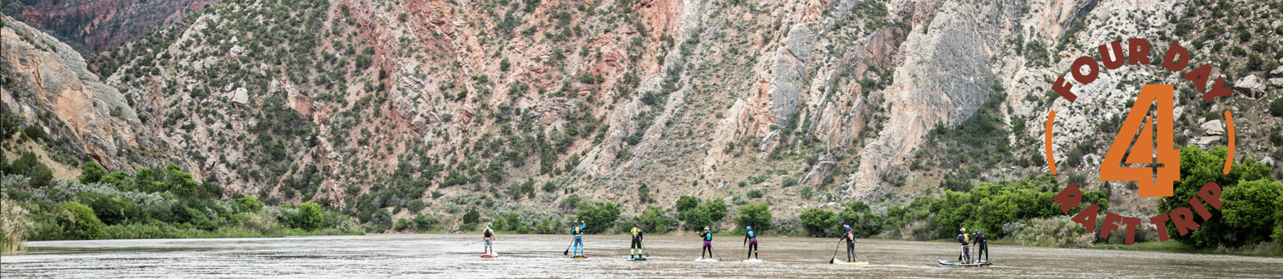 Green River SUP Multi Day Featuring Dan Gavere-photo