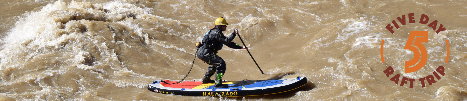 Yampa River SUP Multi Day Featuring Charlie MacArthur-photo