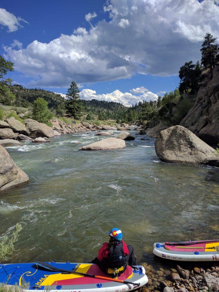 5 River Sup Tips For Beginners Adrift Dinosaur Utah